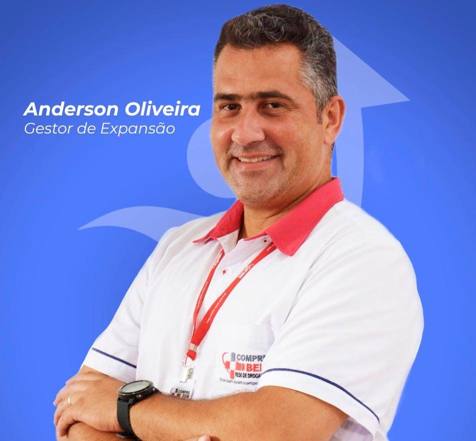 Anderson Oliveira CB Drogarias