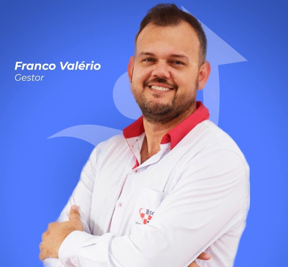 Franco Valério CB Drogarias