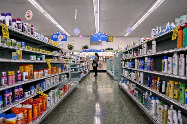 Mercado farmaceutico 2020