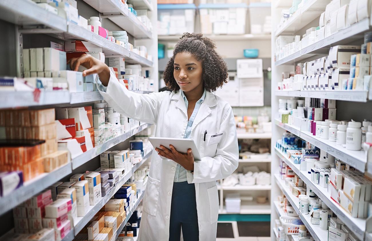 tecnologia na farmacia